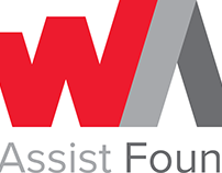 Logo & Branding for WorkSteps Work Assist Foundation