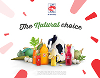 """""""The Natural choice"""" Campaign for Al Ain"""