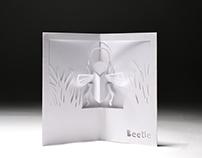 Pop-up: Egyptian Beetle