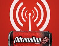 """ADRENALINE RED """"Momento Adrenalínico"""""""