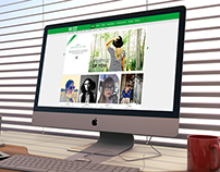 Webdesign - Benetton seller