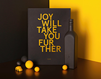 Johnnie Walker Ambassador Book