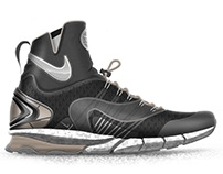 Nike Trailbreaker (Whole Process)