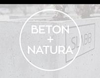 BETON + NATURA
