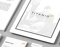 Branding - Titanio Corredores de Seguros