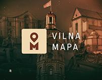 VILNA MAPA