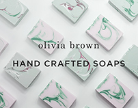 Olivia Brown handcrafted soaps