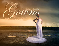 Gowns by Gabriel