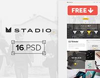 Stadio – Multipurpose Creative Template