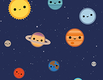 Patrón del sistema solar