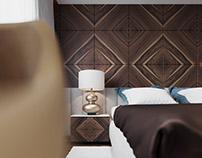 Art-Deco interior design