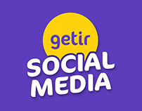 Getir - Social Media Works
