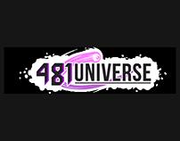 481Universe, Logo Design