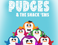 PUDGES & THE SNACK 'EMS