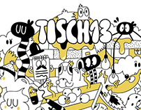 T-Shirt print for tisch13