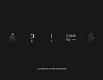 Brand Identity - C'ama Fa'