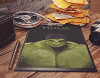 HULK | DIGITAL ART