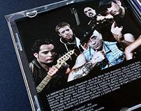 Zero Killer - CD album design