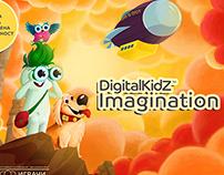 DigitalKidz Imagination Board Game