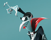 3D / Vampire / Denis Zilber concept / Final