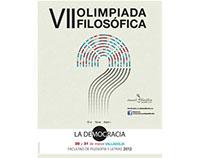 VII olimpiada filosófia en Valladolid