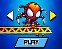 Super Spider Hero: City Adventure