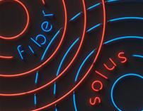 Fiber Solus album cover art