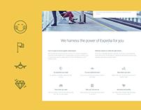 Egencia.com Icons