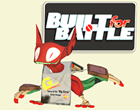 Built for Battle - the mobile fighting game prototype.