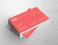 Photographer Logo and Business Card Design