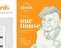 """Our house"" publication for the ECCI Seniors program"