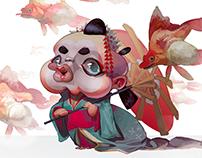 Baby Geisha