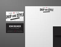 Snip & Style Branding