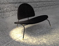 WATSON Lounge Chair