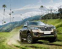 Renault Alaskan - CGI