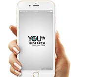 Youth Research Mobile App Design