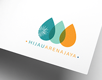 Hijau Arenajaya Logo Design