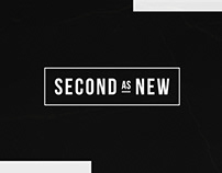 Second as New • Second Hand Store