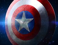 FANART - Shield Captain America