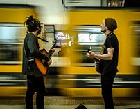 Subway music Buenos Aires