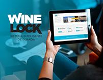 Wine Lock | Identity & web design