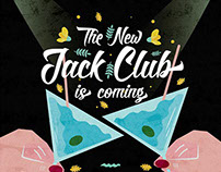 New Jack club poster