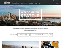 Visit Seattle Website