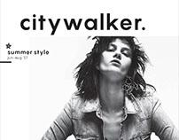 CityWalker (fashion/lifestyle) magazine pitch