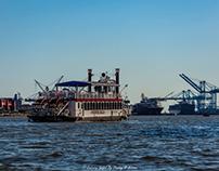 Duck Boat Tour in November