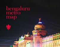 bengaluru metro map