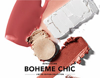 Laura Mercier Email Design - Boheme Chic