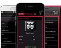 Pacha Clubcard App