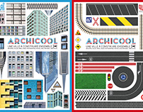 ARCHICOOL - Architecture for kids