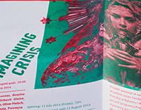 Imagining Crisis — poster/leaflet
